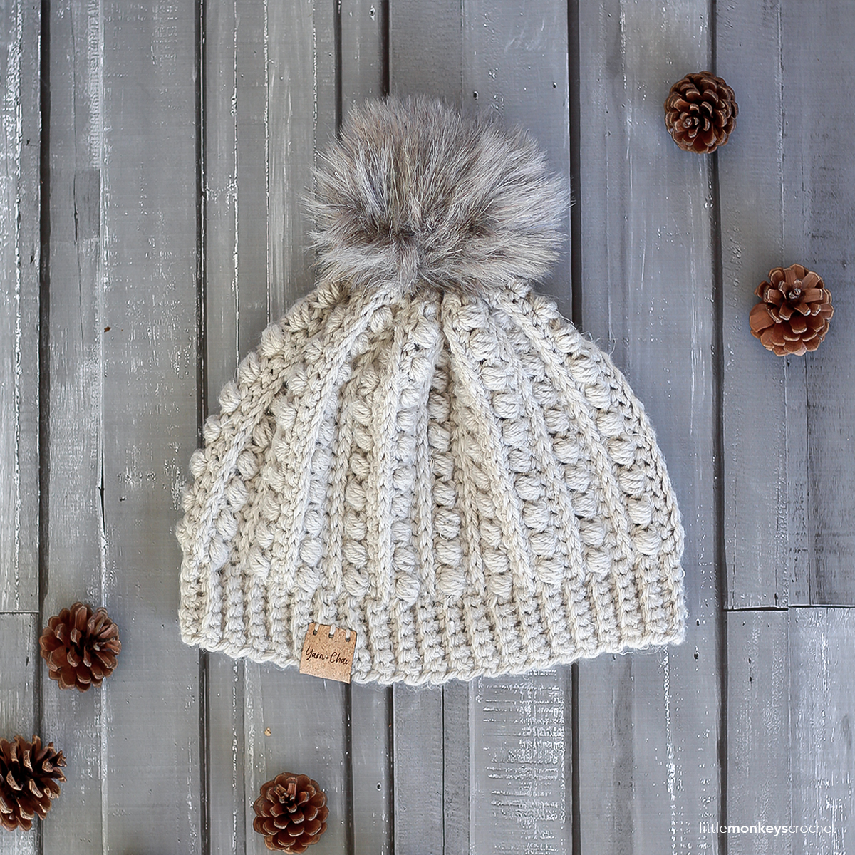 The Malia Beanie (2 Sizes)