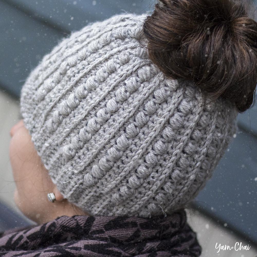 Patterns little monkeys crochet malia messy bun beanie winter hat crochet pattern by little monkeys crochet malia cal bankloansurffo Images