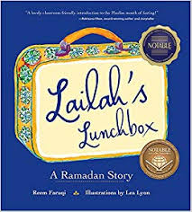 Lailah's Lunchbox by Reem Faruqi, Illustrations by Lea Lyon - Picture Books Reviews by Emma Apple