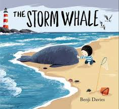 The Storm Whale by Benji Davies - Picture Books Reviews by Emma Apple