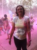 I love that I look this happy in all of my post-race photos.