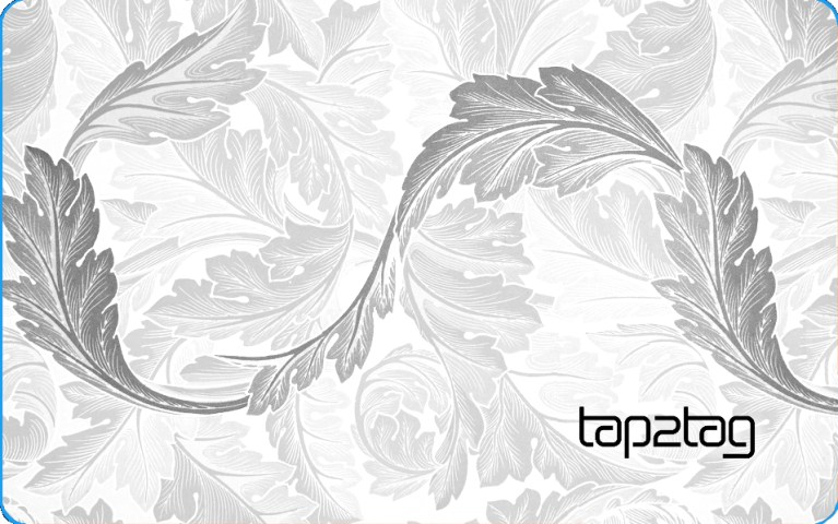 Tap2Tag Connect White