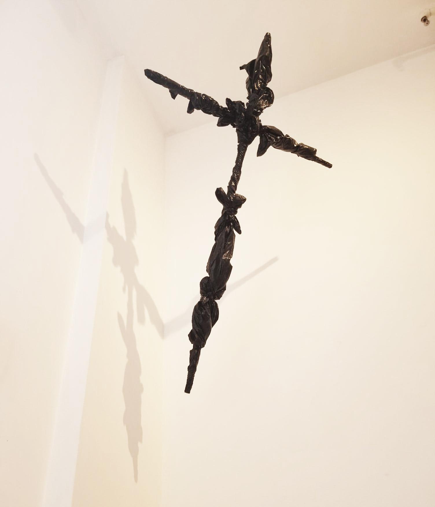 Plastic Crucifix
