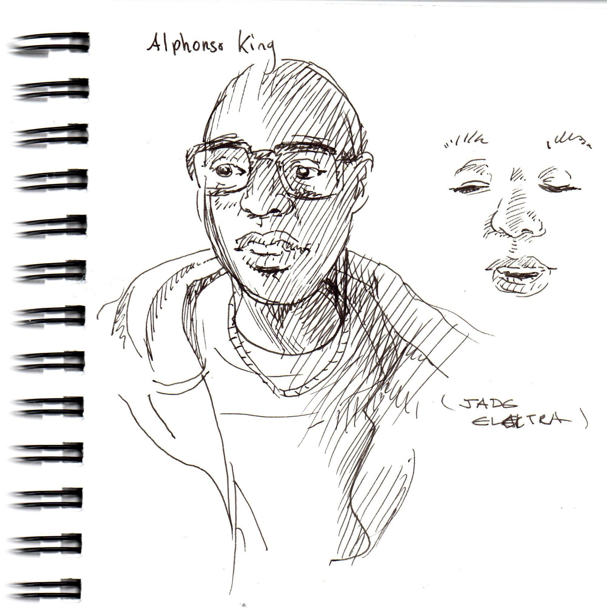 Alphonso King