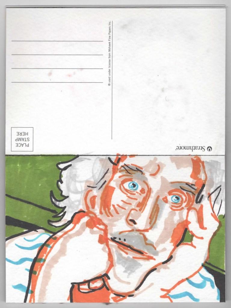 Postcard Ten Jake