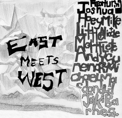 East Meets West Original Poster