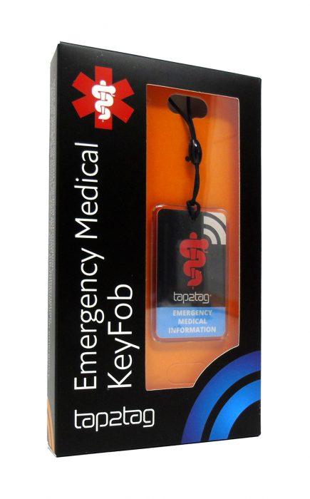 Emergency Medical Keyfob medium