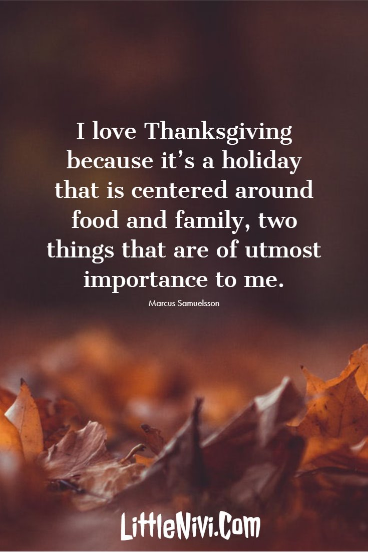 27 Inspiring Thanksgiving Quotes with Happy Images 25
