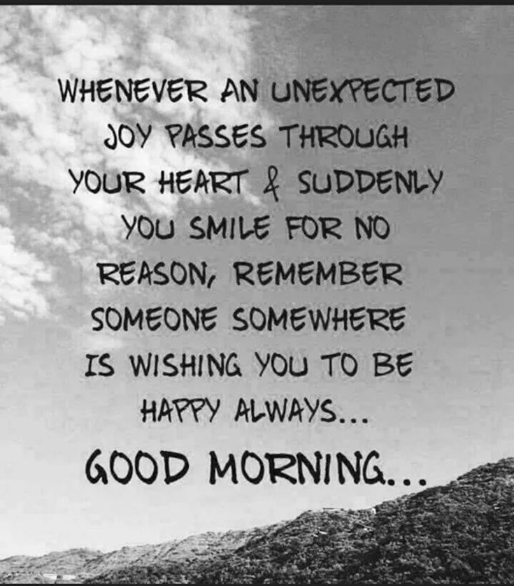 28 Amazing Good Morning Quotes and Wishes with Beautiful Images 17