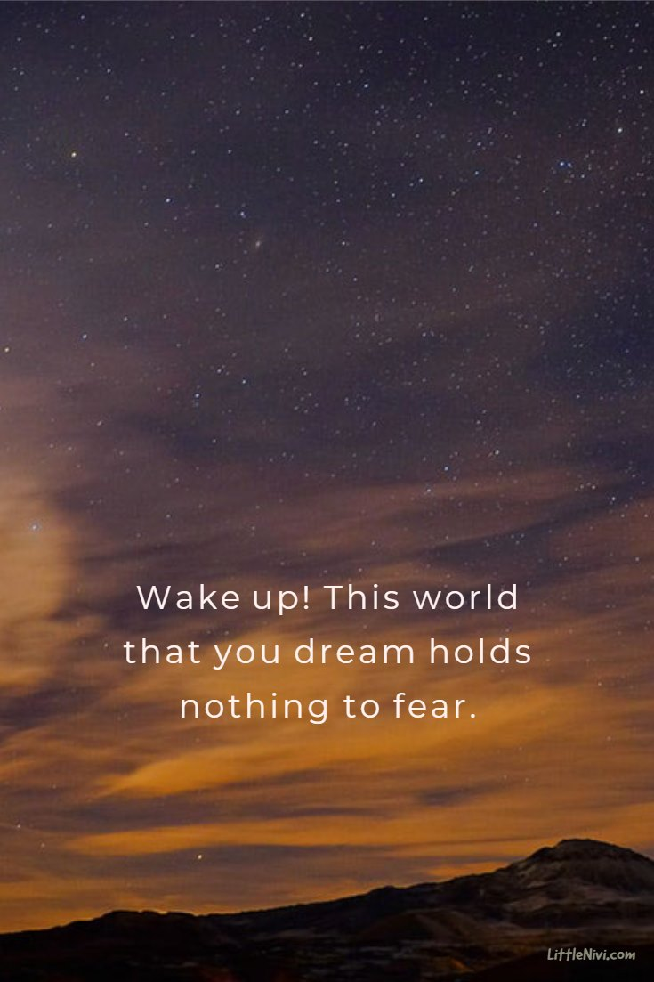 35 Inspirational Good Morning Quotes with Beautiful Images 12