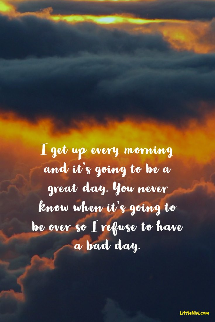 35 Inspirational Good Morning Quotes with Beautiful Images 15
