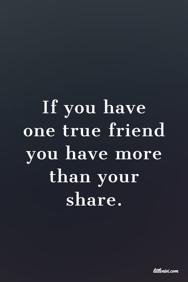27 Friendship Quotes That You And Your Best Friends - LittleNivi