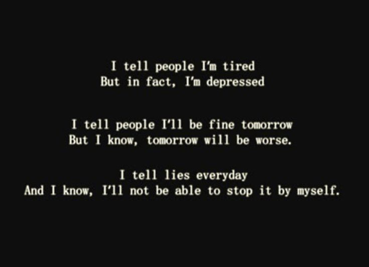 28 Depression Quotes About Life and Sayings 2