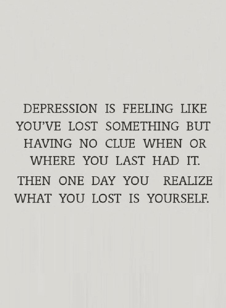 28 Depression Quotes About Life and Sayings 4
