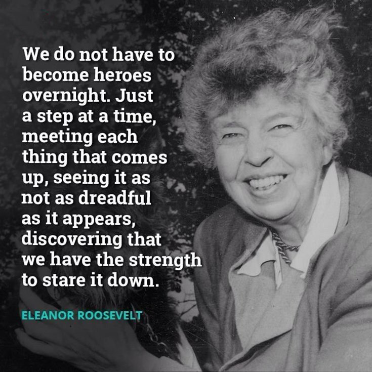 67 Eleanor Roosevelt Quotes And Sayings 26