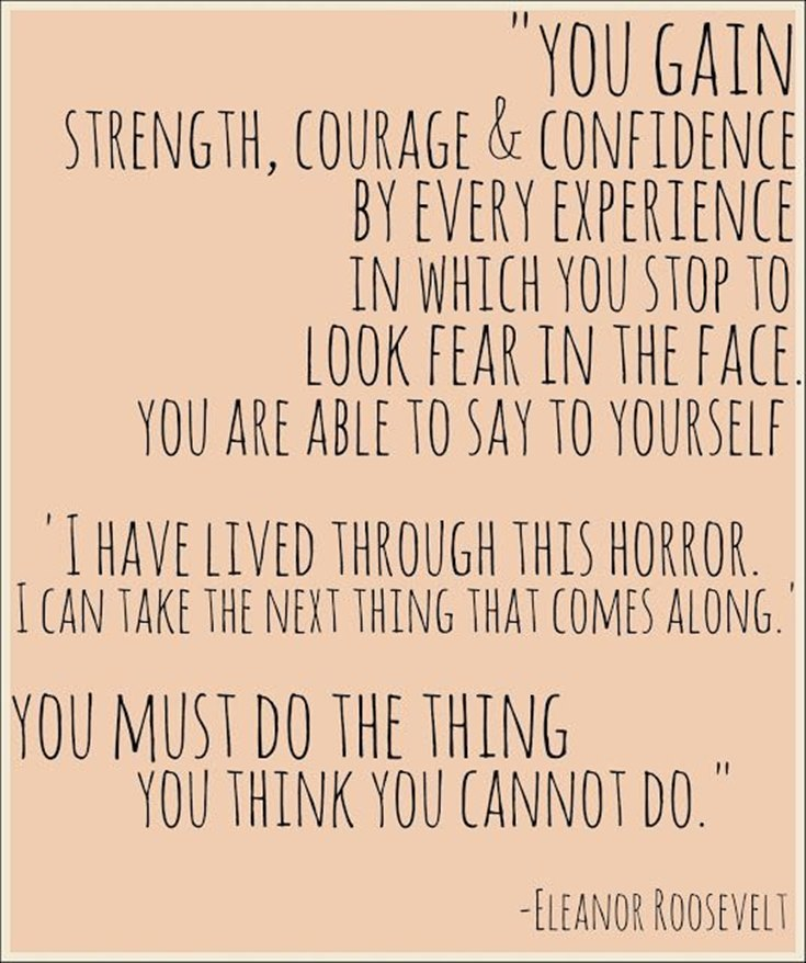 67 Eleanor Roosevelt Quotes And Sayings 37