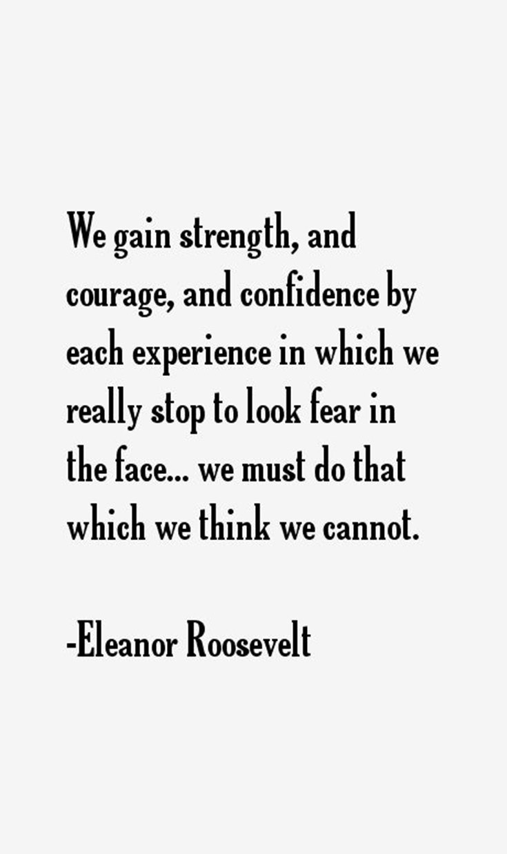 67 Eleanor Roosevelt Quotes And Sayings 58