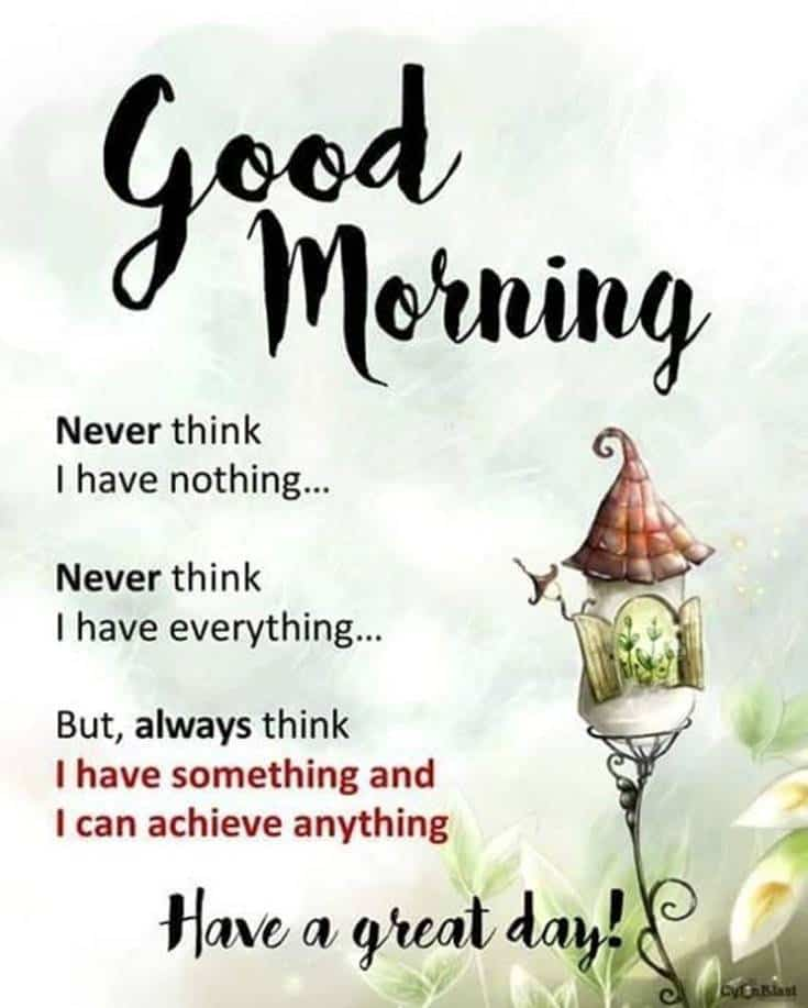 35 Amazing Good Morning Quotes and Wishes with Beautiful Images 13