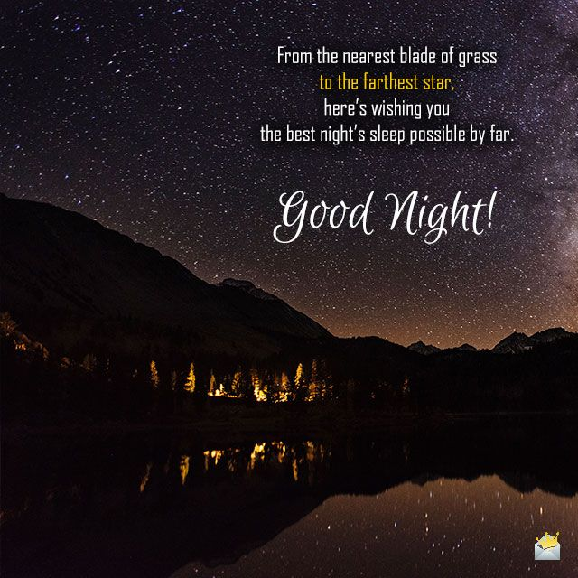 30 Amazing Good Night Quotes and Wishes with Beautiful Images 24