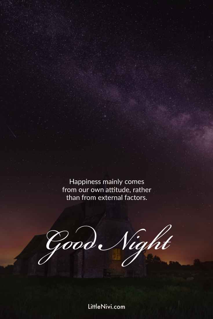 30 Amazing Good Night Quotes and Wishes with Beautiful Images 6