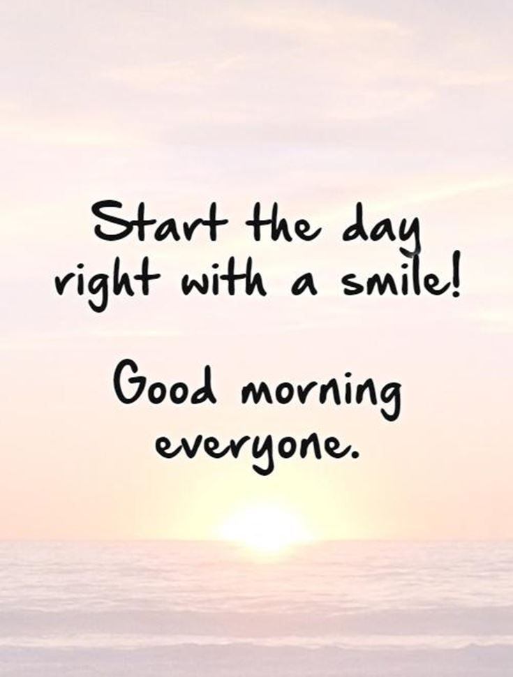 wonderful beautiful good morning quotes pictures