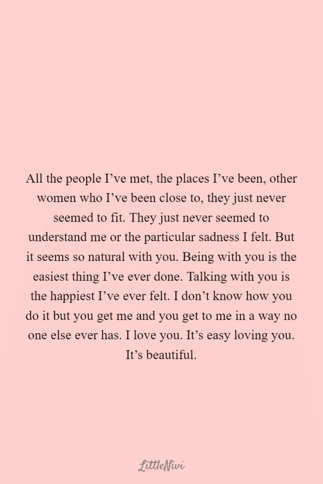 16 Cute Love Paragraphs for Her – Paragraphs of Love – LittleNivi.Com