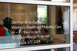 This birth center, I learned, is very well supported by the community, which is a huge benefit to the moms who birth here.