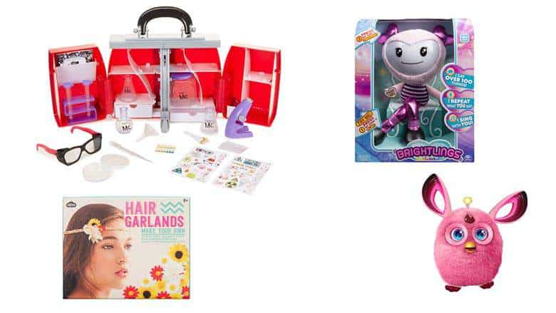 Best Toys And Gift Ideas For 8-Year Old Girls To Buy 2019