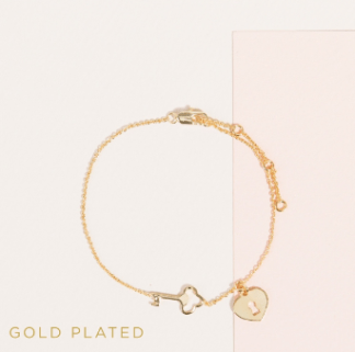 9. Pulseira Gold Platted | 7.99€