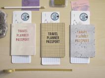 5. Travel Planner Passport | 5€