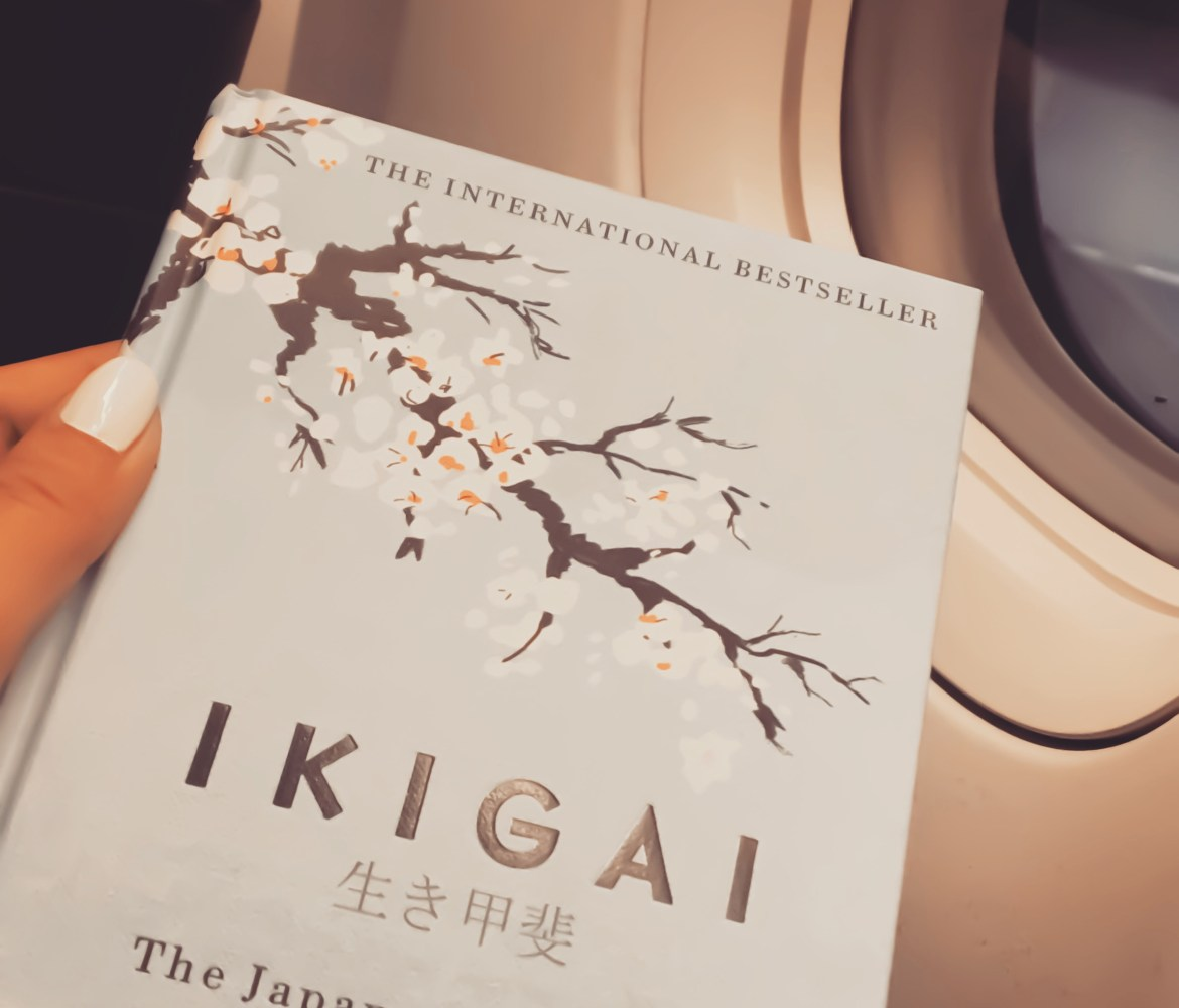 IKIGAI BOOK BY HECTOR GRACIA