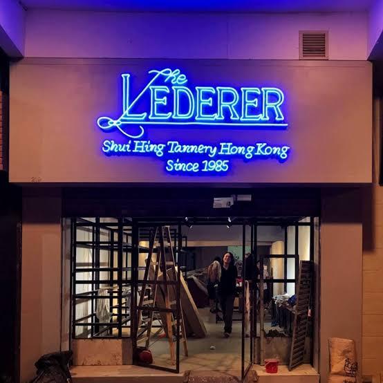 Leather Shops in Hong Kong - The Lederer