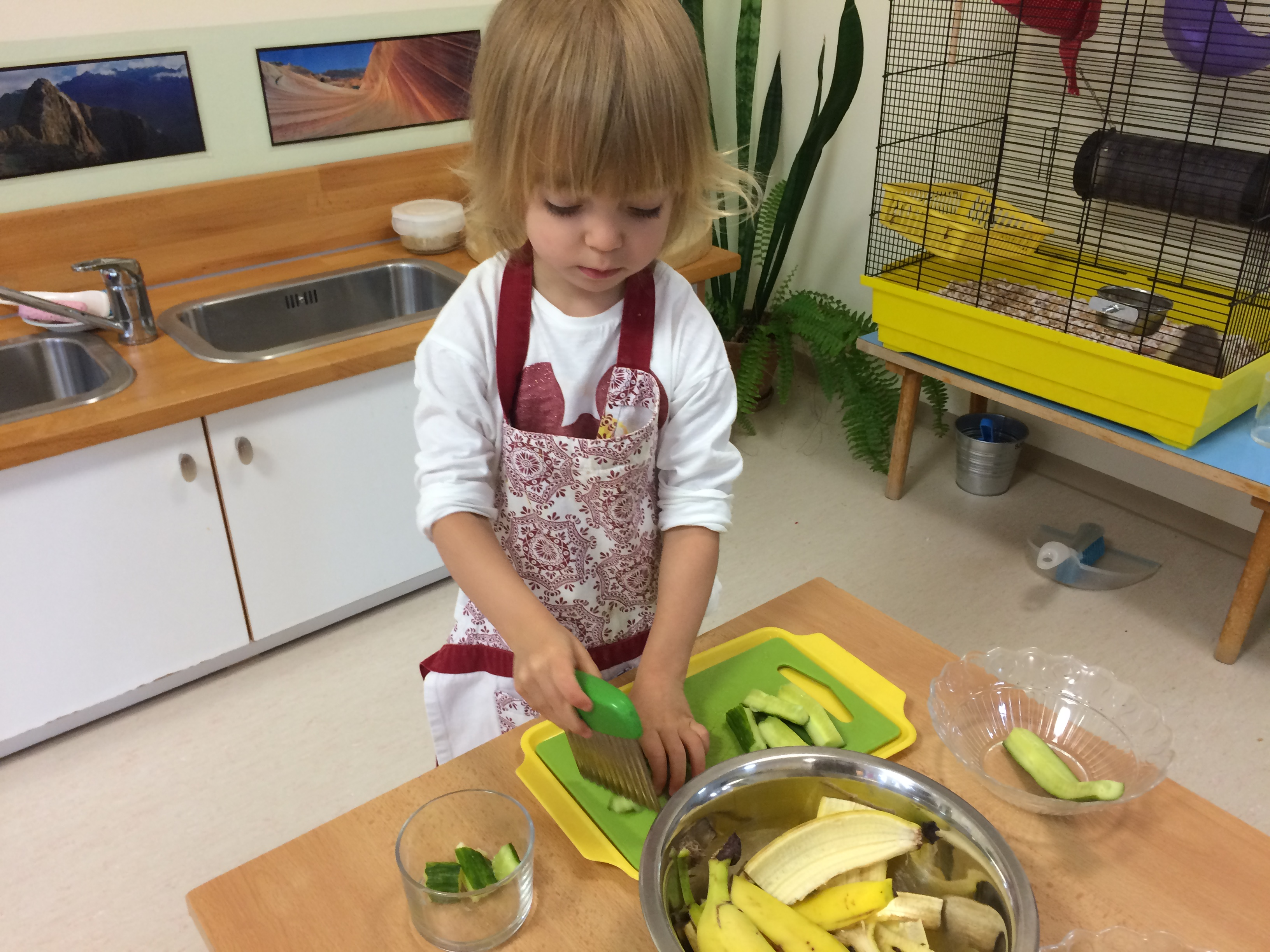 Holiday Baking With Your Toddler Littlepanda