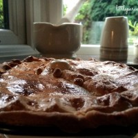 Pork, Apple & Cider Pie