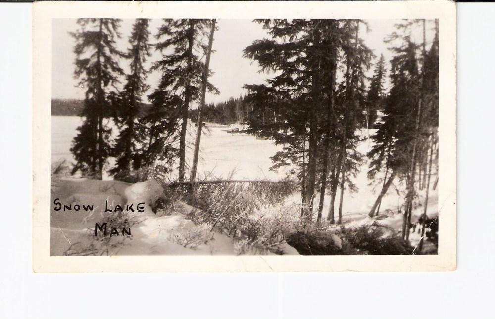Snow Lake, Manitoba (3/4)