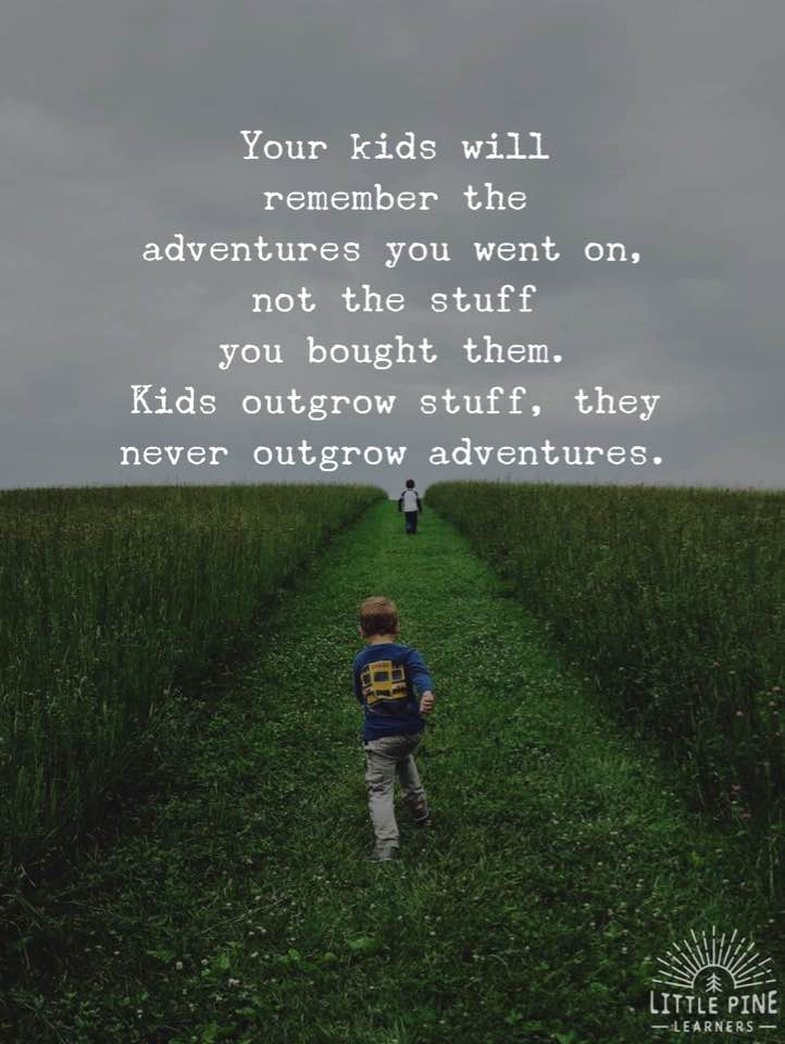30+ Quotes About Children and Nature That Will Inspire Outdoor Play •  Little Pine Learners
