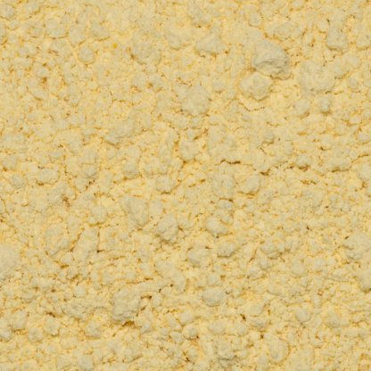close up of Chickpea Flour Organic