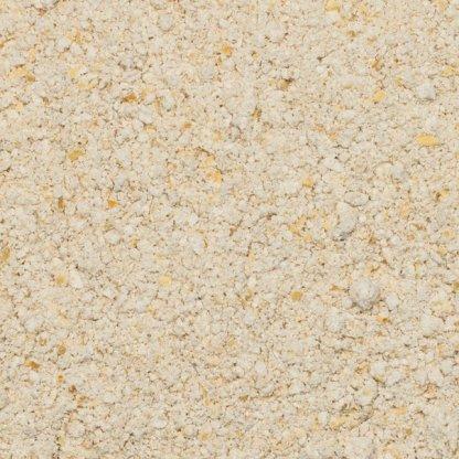 close up of Oat Flour Organic