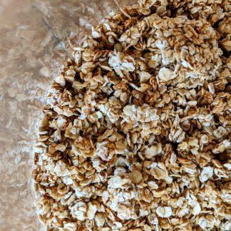Granola Basic Crunchy Organic