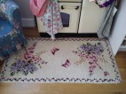 sweet £5 rug