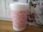 retro laundry basket 99p!