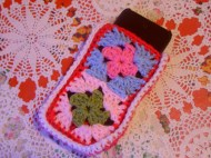 cute granny phone case