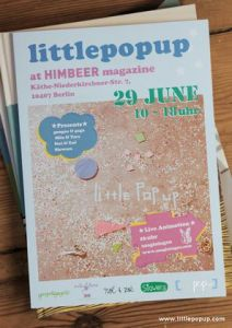littlepopup at himbeer