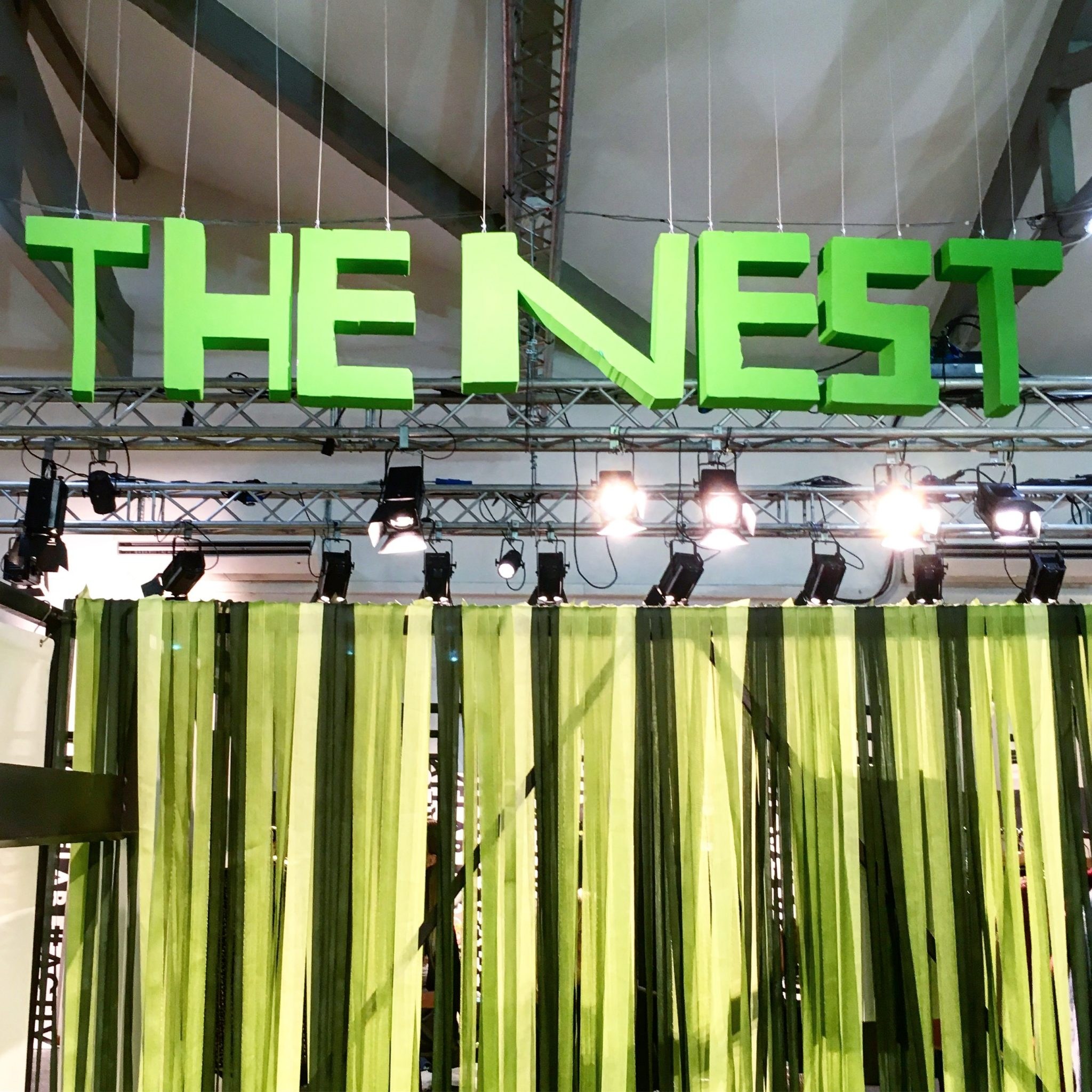 The Nest / Pitti Bimbo x Little popup