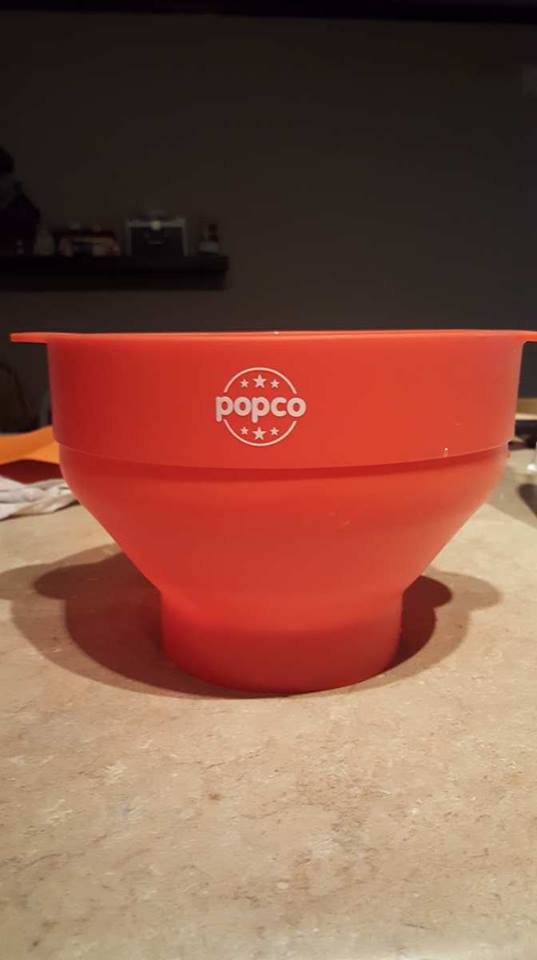 popcorn maker-microwave popcorn-silicone kitchen gadgets