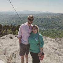 honeymoon hiking