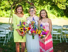 affordable wedding attire