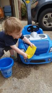 step 2 car wash