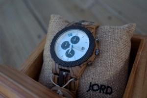 men's watch wooden