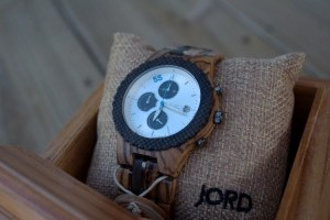 men's watch wooden